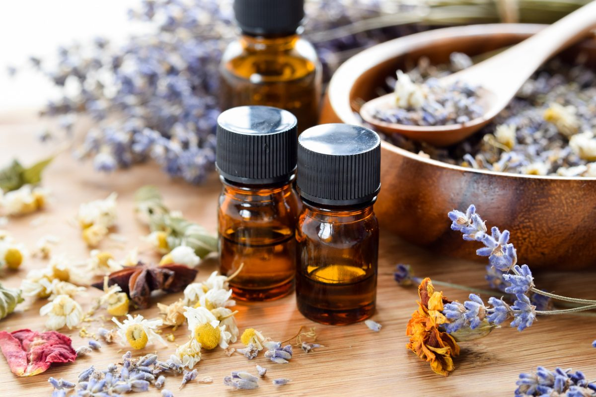 Essential oils to use in pregnancy