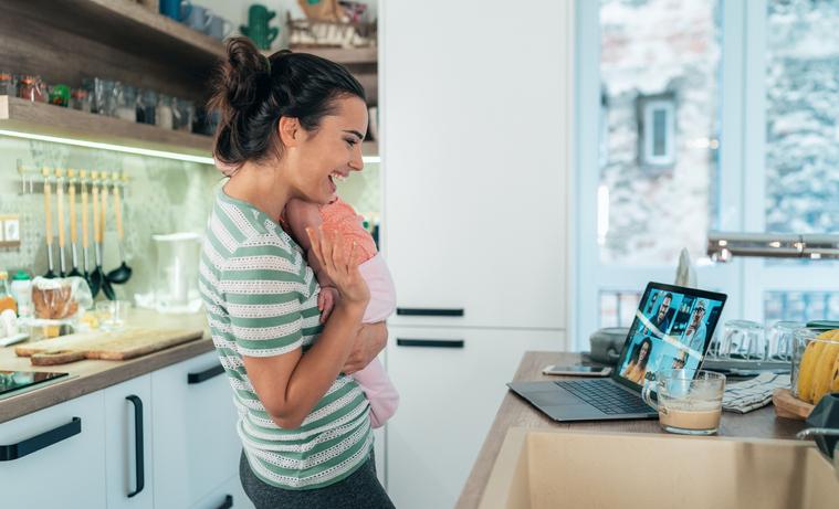 Post natal support program